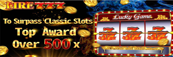 game slot fire777